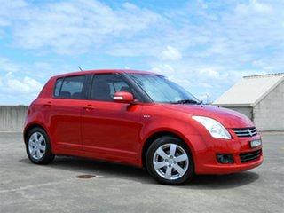 2009 Suzuki Swift RS415 S Red 4 Speed Automatic Hatchback.