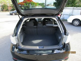2007 Subaru Impreza MY07 WRX (AWD) Black 5 Speed Manual Hatchback