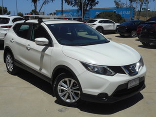 2016 Nissan Qashqai J11 ST 6 Speed Manual Wagon.