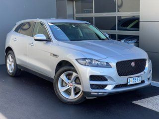 2017 Jaguar F-PACE X761 MY17 Prestige Silver 8 Speed Sports Automatic Wagon.
