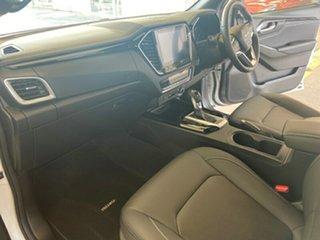 2020 Isuzu D-MAX RG MY21 X-TERRAIN Crew Cab Marble White Pearl 6 Speed Sports Automatic Utility
