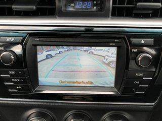 2014 Toyota Corolla ZRE172R Ascent S-CVT Blue 7 Speed Constant Variable Sedan