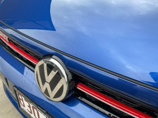 2018 Volkswagen Polo AW MY19 GTI DSG Blue 6 Speed Sports Automatic Dual Clutch Hatchback