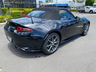 2016 Mazda MX-5 ND GT SKYACTIV-MT Black 6 Speed Manual Roadster