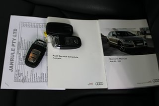 2014 Audi Q5 8R MY15 TFSI Tiptronic Quattro White 8 Speed Sports Automatic Wagon.