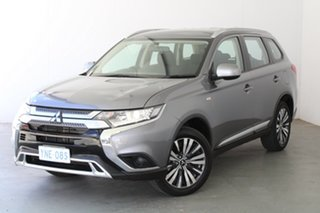 2019 Mitsubishi Outlander ZL MY19 ES AWD Titanium 6 Speed Constant Variable Wagon