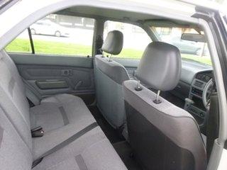1993 Toyota Corolla AE94 CSi White 4 Speed Automatic Sedan