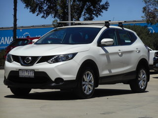 2016 Nissan Qashqai J11 ST 6 Speed Manual Wagon