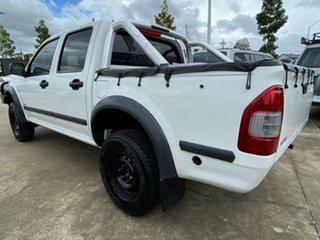 2004 Holden Rodeo RA LX Crew Cab 4x2 White 4 Speed Automatic Utility