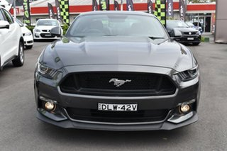 2017 Ford Mustang FM 2017MY GT Fastback Grey 6 Speed Manual Fastback