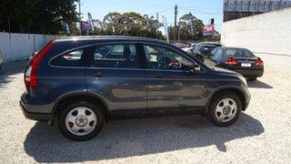 2007 Honda CR-V RE MY2007 4WD Grey 6 Speed Manual Wagon