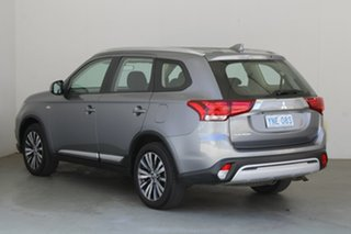 2019 Mitsubishi Outlander ZL MY19 ES AWD Titanium 6 Speed Constant Variable Wagon.