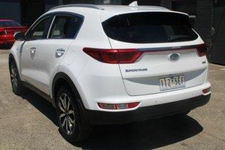 2016 Kia Sportage QL MY16 SLi(AWD) White 6 Speed Automatic Wagon