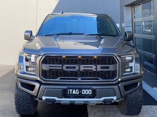 2020 Ford F150 (No Series) Raptor Grey 10 Speed Automatic Utility.