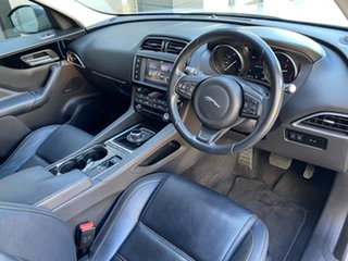 2017 Jaguar F-PACE X761 MY17 Prestige Silver 8 Speed Sports Automatic Wagon