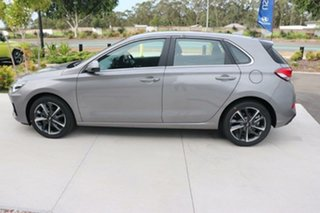 2020 Hyundai i30 PD.V4 MY21 Elite Fluidic Metal 6 Speed Sports Automatic Hatchback