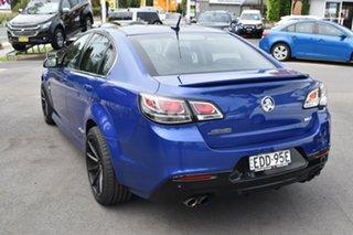 2016 Holden Commodore VF II MY16 SS V Blue 6 Speed Sports Automatic Sedan.