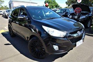 2013 Hyundai ix35 LM2 Highlander AWD Black 6 Speed Automatic Wagon.