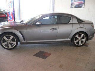 2004 Mazda RX-8 FE1031 Silver 6 Speed Manual Coupe