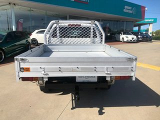 2013 Holden Colorado RG MY14 LX (4x4) White 6 Speed Automatic Space Cab Chassis.