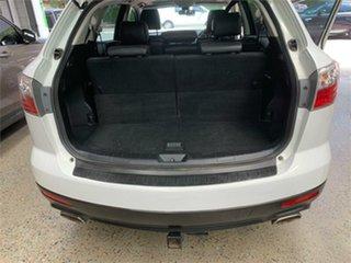 2010 Mazda CX-9 TB10A3 Luxury White Sports Automatic Wagon