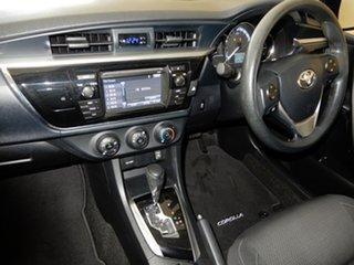 2014 Toyota Corolla ZRE172R Ascent Silver 7 Speed CVT Auto Sequential Sedan
