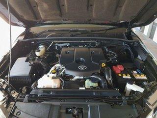 2015 Toyota Fortuner GUN156R GXL i-MT Eclipse Black 6 Speed Manual Wagon