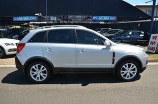 2014 Holden Captiva CG MY14 5 LTZ (AWD) Silver 6 Speed Automatic Wagon.