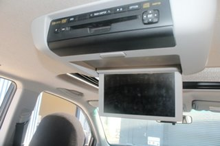 2012 Toyota Kluger GSU40R MY11 Upgrade Altitude (FWD) 7 Seat Silver 5 Speed Automatic Wagon