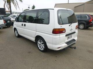 2000 Mitsubishi Starwagon WA GL White Automatic Wagon