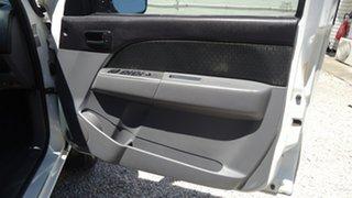 2011 Ford Ranger PK XL Crew Cab 4x2 Hi-Rider White 5 Speed Manual Utility
