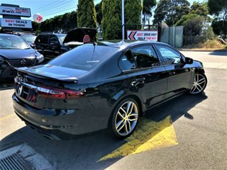 2015 Ford Falcon FG X XR6 Turbo Black 6 Speed Sports Automatic Sedan.