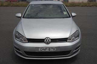 2016 Volkswagen Golf VII MY16 92TSI DSG Silver 7 Speed Sports Automatic Dual Clutch Hatchback.