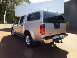 2013 Nissan Navara D40 MY12 ST (4x4) 5 Speed Automatic Dual Cab Pick-up.