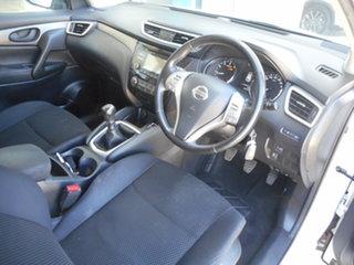 2016 Nissan Qashqai J11 ST 6 Speed Manual Wagon