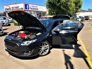 2015 Ford Falcon FG X XR6 Turbo Black 6 Speed Sports Automatic Sedan