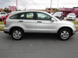 2007 Honda CR-V RE Silver 5 Speed Automatic Wagon.