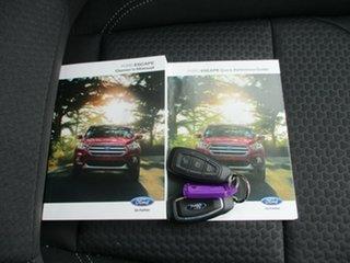 2017 Ford Escape TREND White Automatic SUV