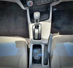 2012 Honda Civic 9th Gen Ser II VTi Black Sports Automatic Sedan
