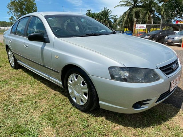 Used Ford Falcon BF Mk II XT Pinelands, 2007 Ford Falcon BF Mk II XT Silver 4 Speed Sports Automatic Sedan