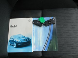 2006 Mazda 3 MAXX SPORT Black Automatic Sedan