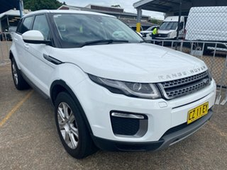 2015 Land Rover Range Rover Evoque L538 MY16 SE 9 Speed Sports Automatic Wagon.
