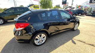 2015 Holden Cruze JH Series II MY16 Equipe Black 6 Speed Sports Automatic Hatchback