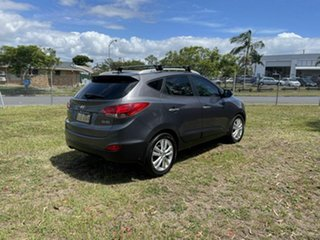 2010 Hyundai ix35 LM Highlander AWD Grey 6 Speed Sports Automatic Wagon