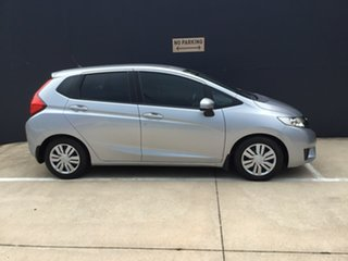 2016 Honda Jazz GF MY16 VTi Silver 1 Speed Constant Variable Hatchback.