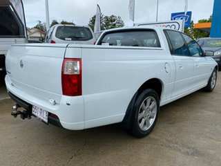2007 Holden Crewman VZ MY06 White 4 Speed Automatic Utility