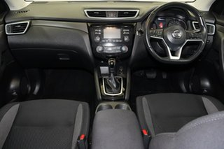 2018 Nissan Qashqai J11 Series 2 ST X-tronic Burgundy 1 Speed Constant Variable Wagon