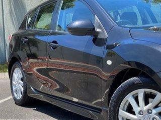 2011 Mazda 3 BL10F2 Maxx Activematic Sport Black 5 Speed Sports Automatic Hatchback