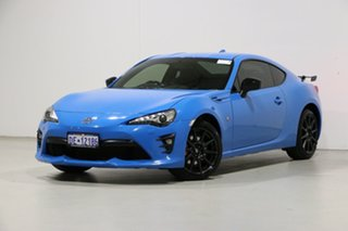 2018 Toyota 86 ZN6 MY18 GTS Performance (Apollo Blue) Apollo Blue 6 Speed Auto Sequential Coupe.