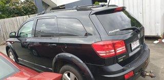 2011 Dodge Journey JC MY10 SXT Black 6 Speed Automatic Wagon.